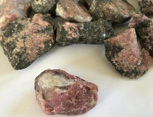 Ravishing Rhodonite